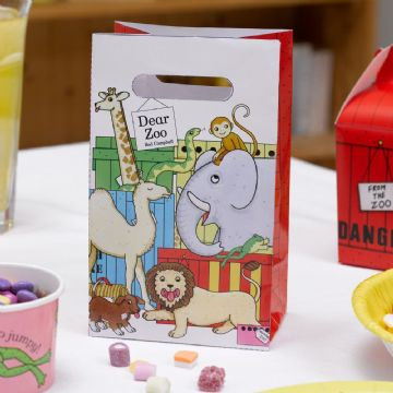 Dear Zoo Party Bags - pack of 5